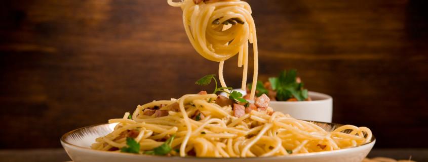 Запах спагетти
