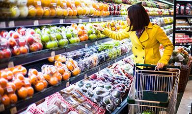 Ароматизация супермаркета